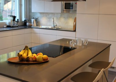 Silestone Cemento Spa 20mm.