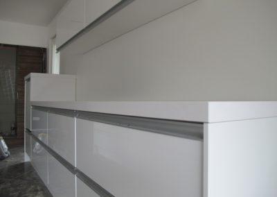 Silestone Blanco Zeus massiivireunalla 60mm